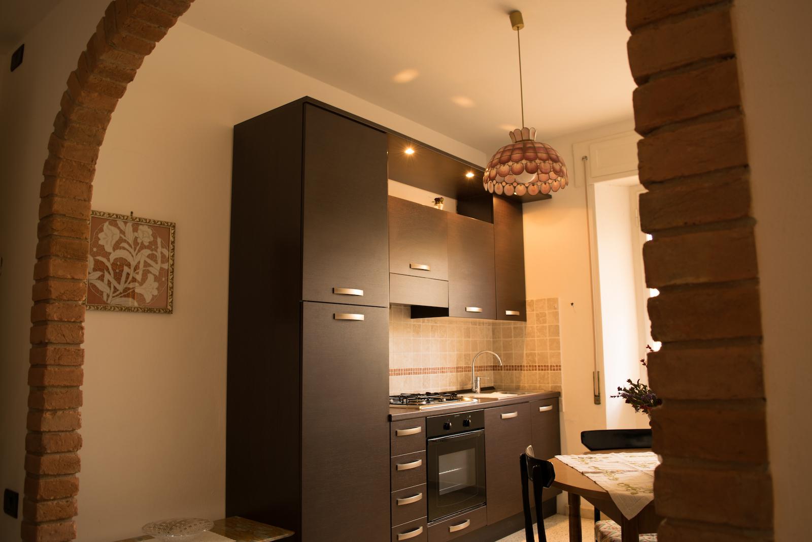 Cucina Soggiorno Bilocale